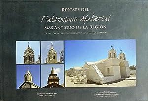 Rescate del patrimonio material mas antiguo de: Núñez Attencio, Lautaro