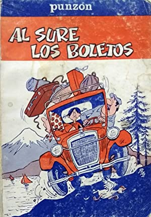 Al Sure los boletos. Portada de Pepo