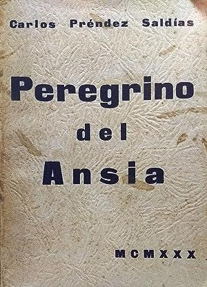 Peregrino del ansia: Préndez Saldías, Carlos