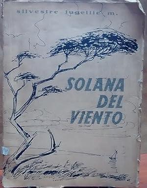 Solana del viento: Fugellie, Silvestre (1923 - )