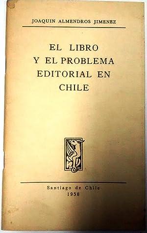 El libro y el problema editorial en: Almendros Jiménez, Joaquín
