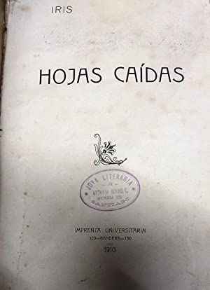 Hojas caídas: Iris (1869 - 1949)