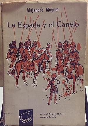 La espada y el canelo: Magnet, Alejandro (1919 - )