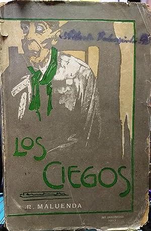 Los ciegos: Maluenda, Rafael (1885 - 1963)
