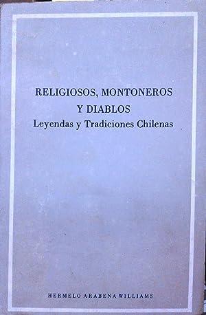 Religiosos, montoneros y diablos. Leyendas y tradiciones: Arabena Williams, Hermelo