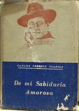 De mi sabiduría amorosa: Préndez Saldías, Carlos