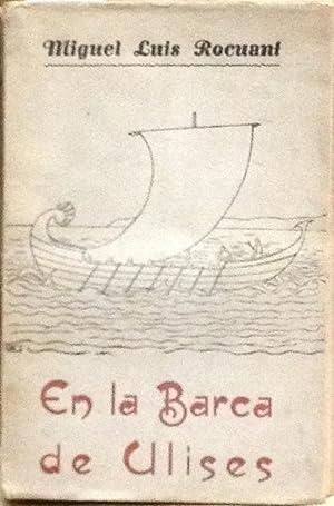 En la barca de Ulises. Impresiones de: Rocuant, Miguel Luis