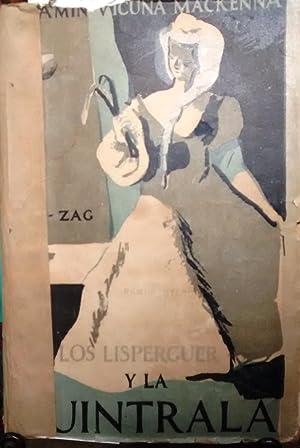 Los Lisperguer y la Quintrala: (doña Catalina: Vicuña Mackenna, Benjamín