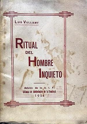 Ritual del hombre inquieto: Vulliamy, Luis (1929