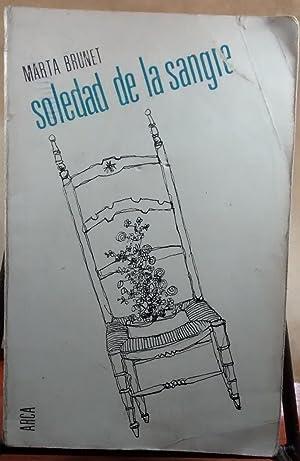 Soledad de la sangre: Brunet, Marta (1901-1967)