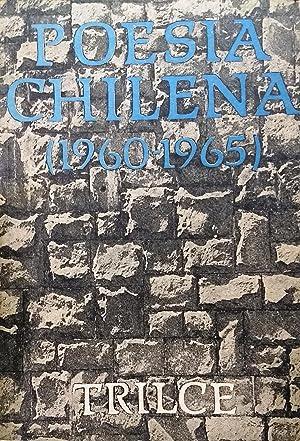 Poesía chilena: (1960-1965): Cortínez, Carlos -