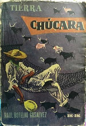 Tierra chúcara: Botelho Gosálvez, Raúl (1917 - )