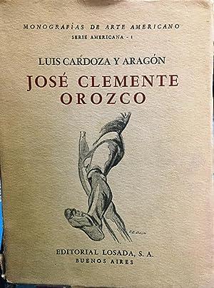 José Clemente Orozco: Cardoza y Aragón,