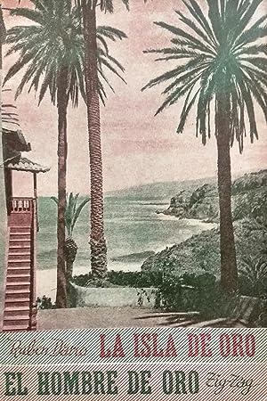 La isla de oro - El hombre: Darío, Rubén (1867