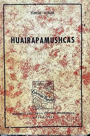Huairapamushcas ( Hijos del Viento ): Icaza, Jorge