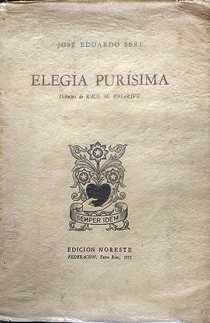 Elegía purísima: Seri, José Eduardo