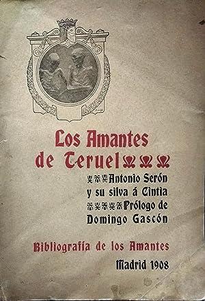 Los amantes de Teruel. Antonio Serón y: Serón, Antonio (1512