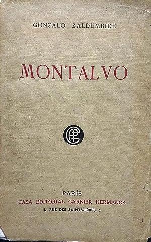 Montalvo: Zaldumbide, Gonzalo (1884-1965)