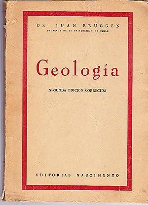 Geología: Brûggen, Juan, Dr.