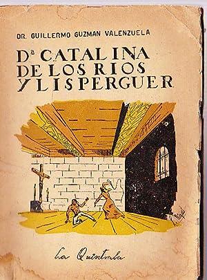 Doña Catalina de los Ríos y Lisperguer: Guzmán Valenzuela, Dr.