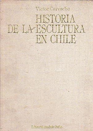 Historia de la Escultura en Chile: Carvacho Herrera, Víctor