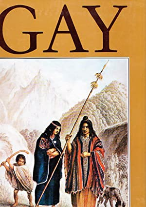 Album D'Un Voyage Dans La Republique Du Chilu: Gay, Claude