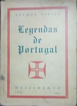 Leyendas de Portugal. La lealtad patriótica -: Vieira, Arthur