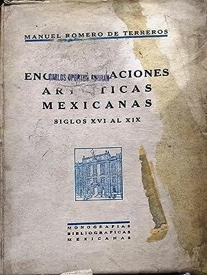 Encuadernaciones artísticas mexicanas. Siglos XVI al XIX: Romero de Terrenos,