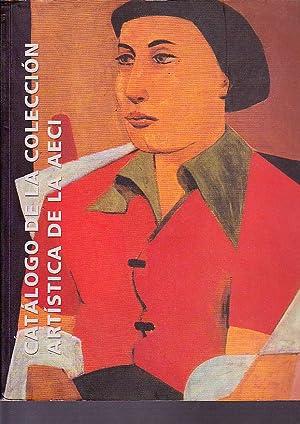 Catálogo de la Colección Artística de la AECI: Blanco Conde, María, dir.