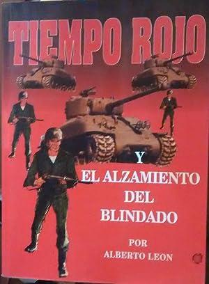 Tiempo rojo y el alzamiento del Blindado: León, Alberto