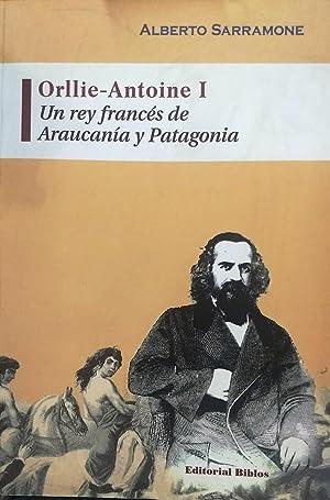 Orllie - Antoine I. Un rey francés: Sarramone, Alberto