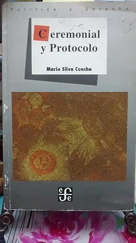Ceremonial y Protocolo: Silva Acuña, Mario