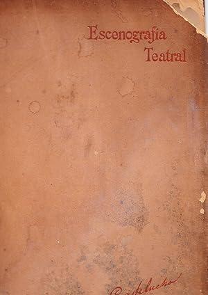 Escenografía Teatral. Aplicación de la Perspectiva. A la decoración esc&eacute...
