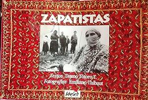 Zapatistas. Fotografías Emiliano Thibaut: Tótoro, Dauno