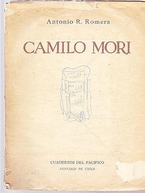 Camilo Mori: Romera, Antonio R.