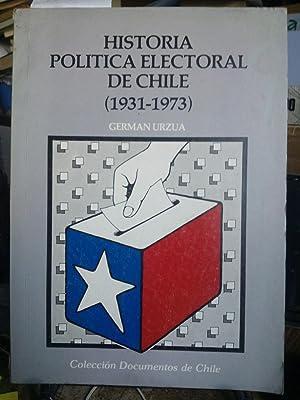 Historia electoral de Chile : 1931 - 1973: Urzúa Valenzuela, Germán