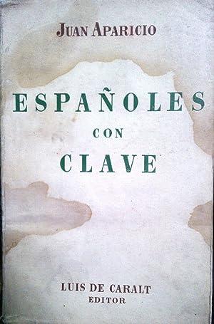 Españoles con clave: Aparicio, Juan