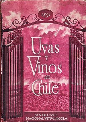 Uvas y Vinos de Chile: León, Víctor E.