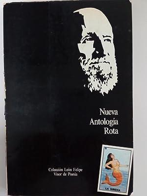 Nueva antología rota: León Felipe