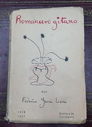 PRIMER ROMANCERO GITANO 1924-1927: Federico García Lorca