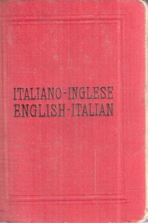 NUOVO DIZIONARIO TASCABILE ITALIANO-INGLESE E INGLESE-ITALIANO