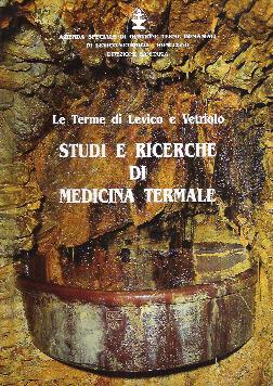 LE TERME DI LEVICO E VETRIOLO -: AA.VV.