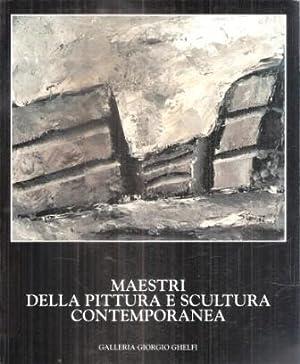 MAESTRI DELLA PITTURA E SCULTURA CONTEMPORANEA: AA.VV.