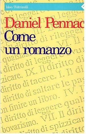 COME UN ROMANZO: PENNAC DANIEL