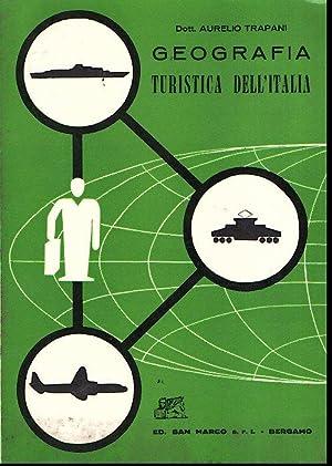 GEOGRAFIA TURISTICA DELL'ITALIA VOL. 1: TRAPANI AURELIO