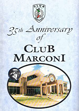 35TH ANNIVERSARY OF CLUB MARCONI