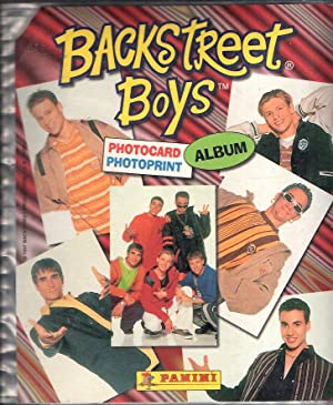 BACK STREET BOYS ALBUM PHOTOCARD PHOTOPRINT