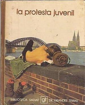 LA PROTESTA JUVENIL: SALVAT