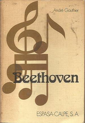 GRANDES MUSICOS CUATRO BIOGRAFIAS: CHOPIN - BEETHOVEN: ANDRE GAUTHIER
