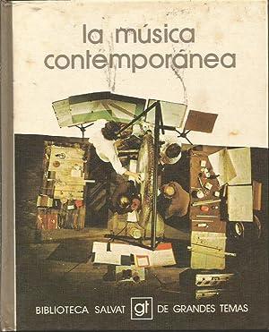LA MUSICA CONTEMPORANEA: MONTSERRAT ALBET KARLHEINZ